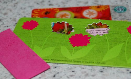 Seed_paper_Starbucks_giftcard_holder