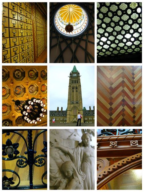 Parliament-collage