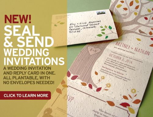 Seal And Send Wedding Invitations.New Seal And Send Wedding Invitations Stationery Scoop