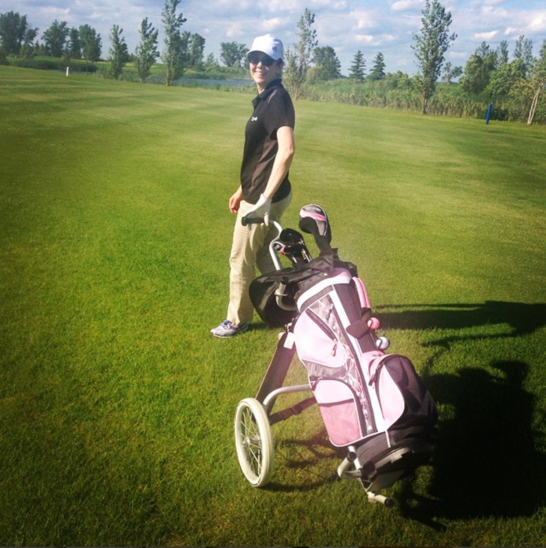 Sometimes you need to quit something - the story of why I quit golf for a happier life.